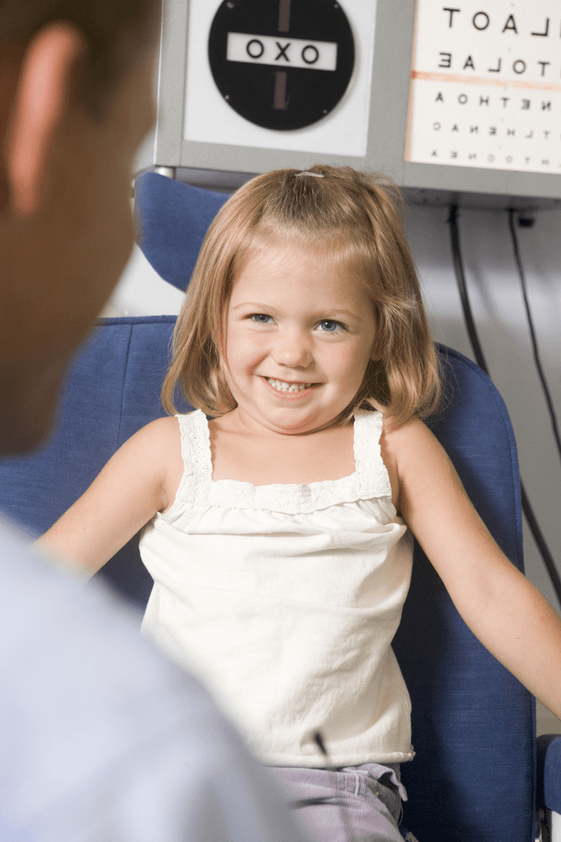 Children's Eye Examination